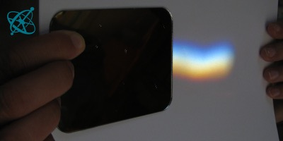 Sciensation hands-on experiment for school: The true colors of white ( physics, optics, light, colors, prism)